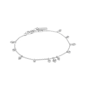 Bohemia Bracelet 925 Sterling Silver with Rhodium Plating