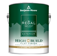 REGAL® SELECT EXTERIOR HIGH BUILD PAINT