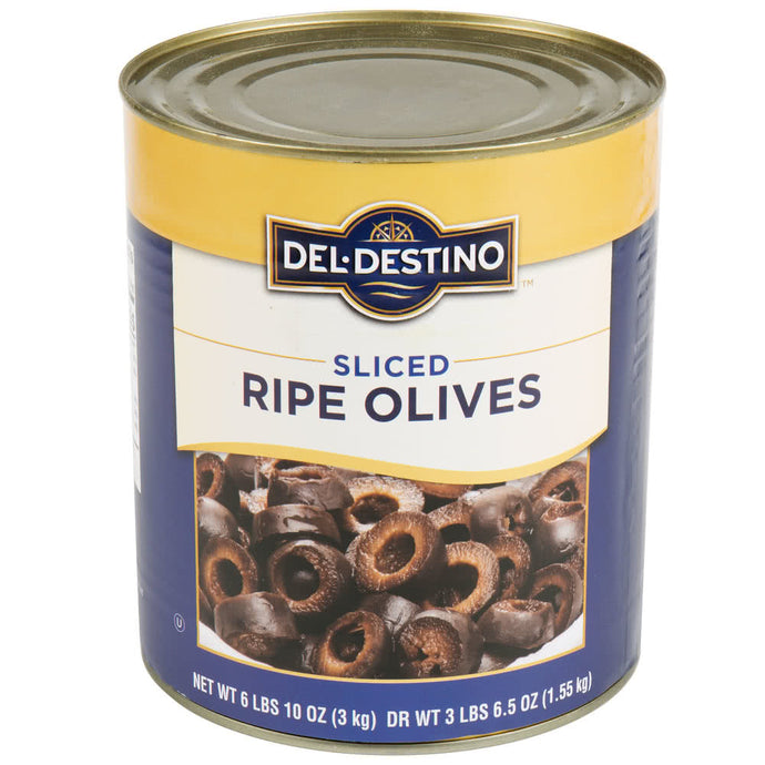 Del Destino Sliced Ripe Olives