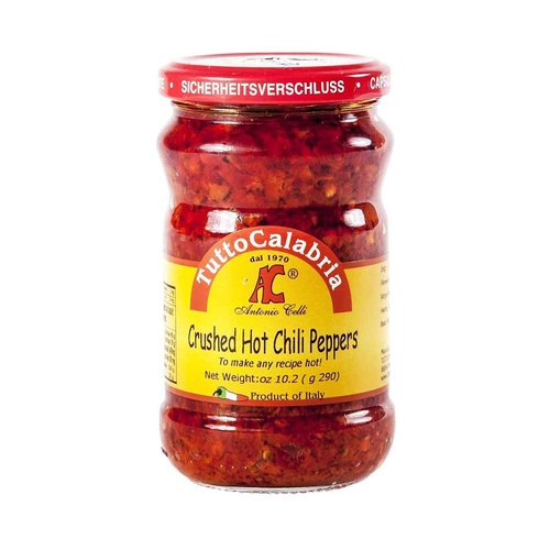 Crushed Hot Chili Peppers-Solea Foods