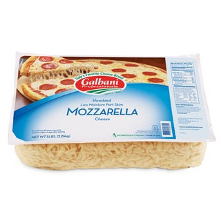Low-moisture shredded Mozzarella-Solea Foods
