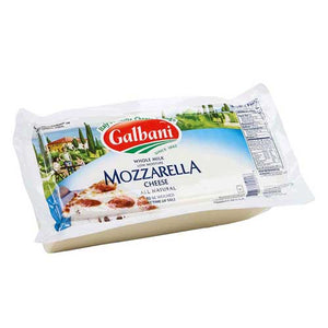 Low-moisture Mozzarella Loaf-Solea Foods