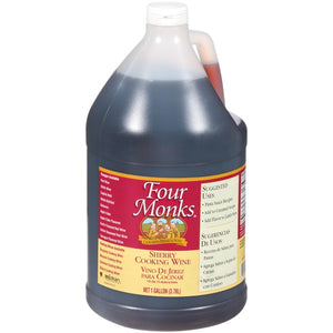 Four Monks Red Wine Vinegar