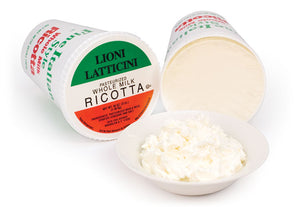 Hand Dipped Ricotta