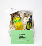Twist Your Spirits Drink Mix Gift Box