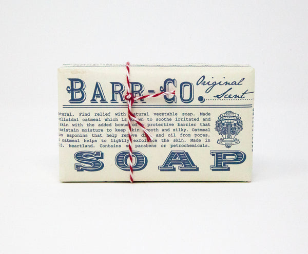 Barr-Co. Soap