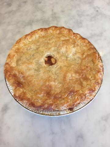 Apple Traditional Pie