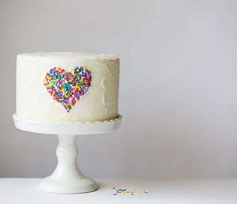 cake-with-heart