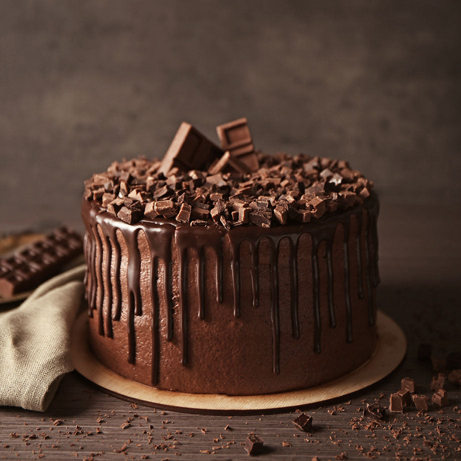 Insane Chocolate Fun Cake