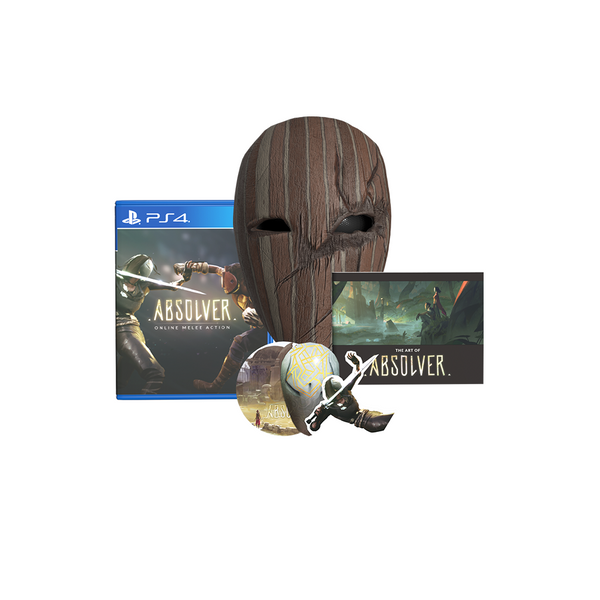 Absolver PS4 bundle