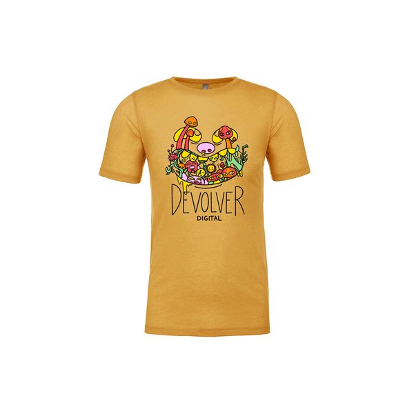 Devolver Summer Shirt (Gold)