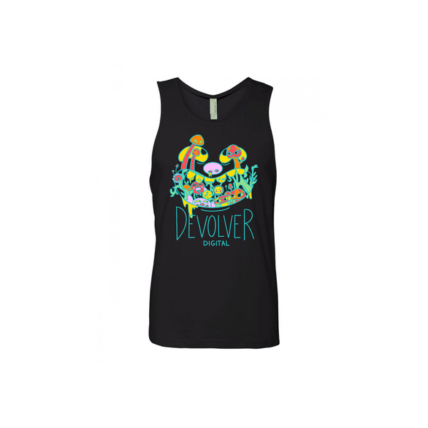 Devolver Summer Tank Top (Black)