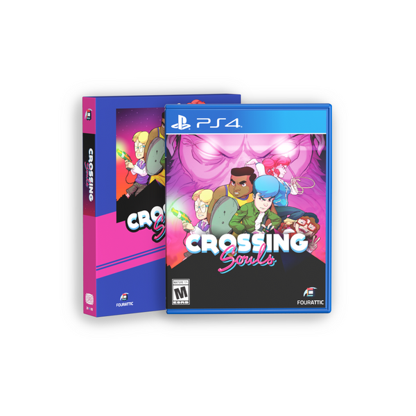 Crossing Souls PS4 Reserve