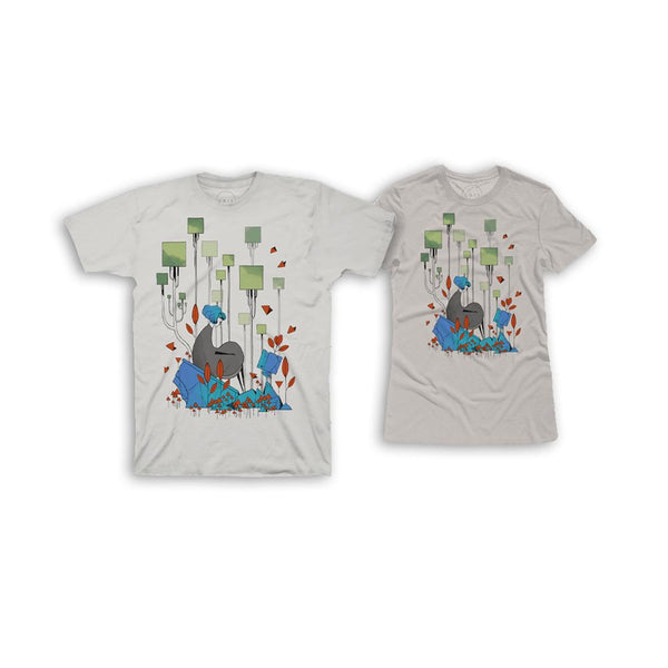 GRIS: Friendly Grove T-Shirt
