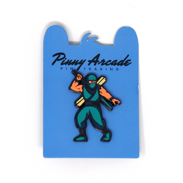 The Messenger Pinny Pin