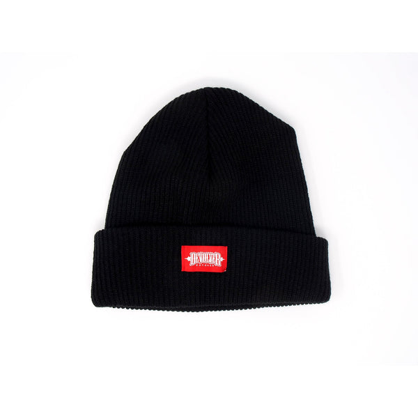 Devolver Beanie Hat (Black)