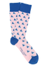 FAIRYTALE PINK SAILBOAT SOCK