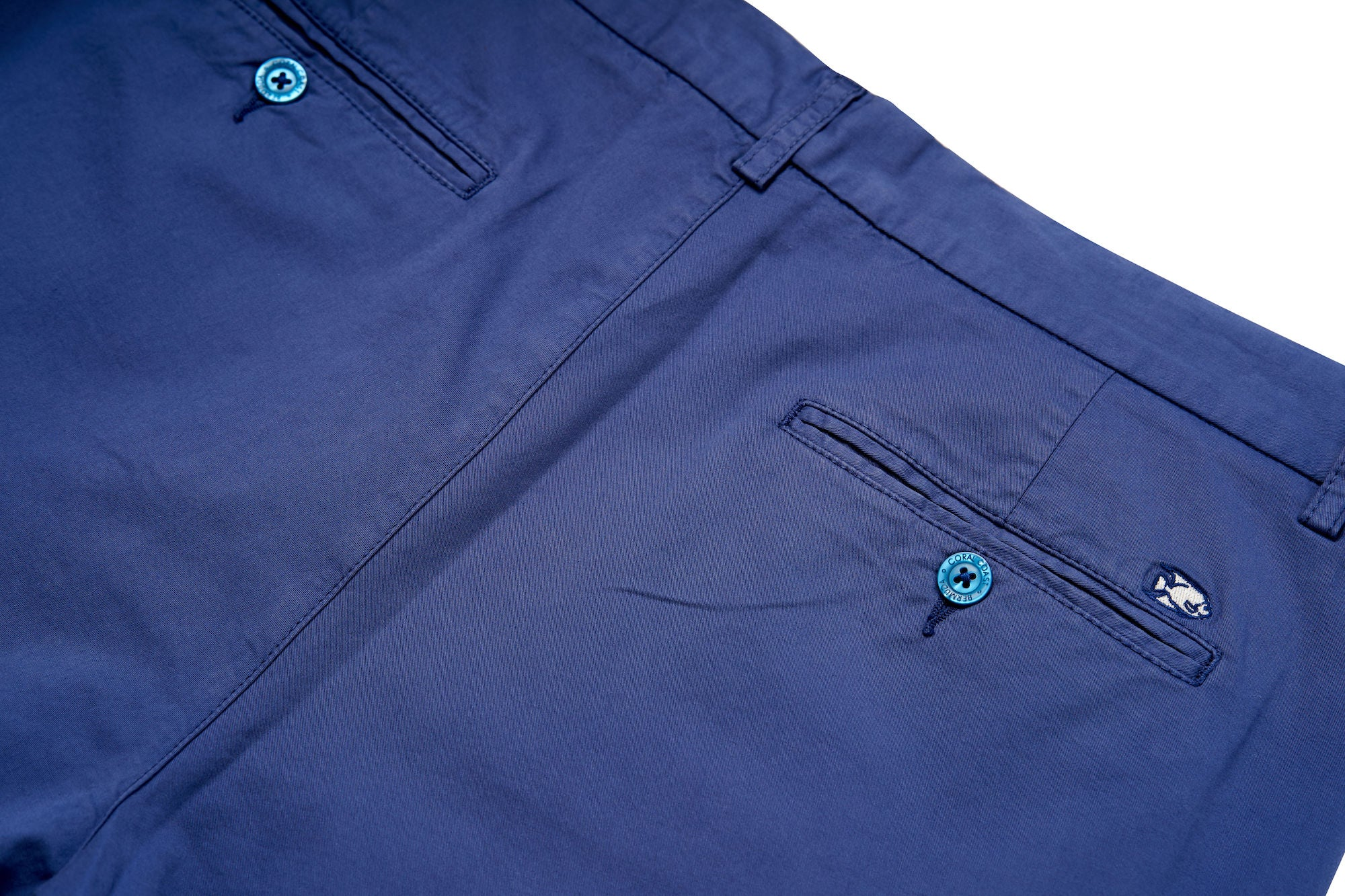 SKIPPER BLUE BERMUDA SHORT