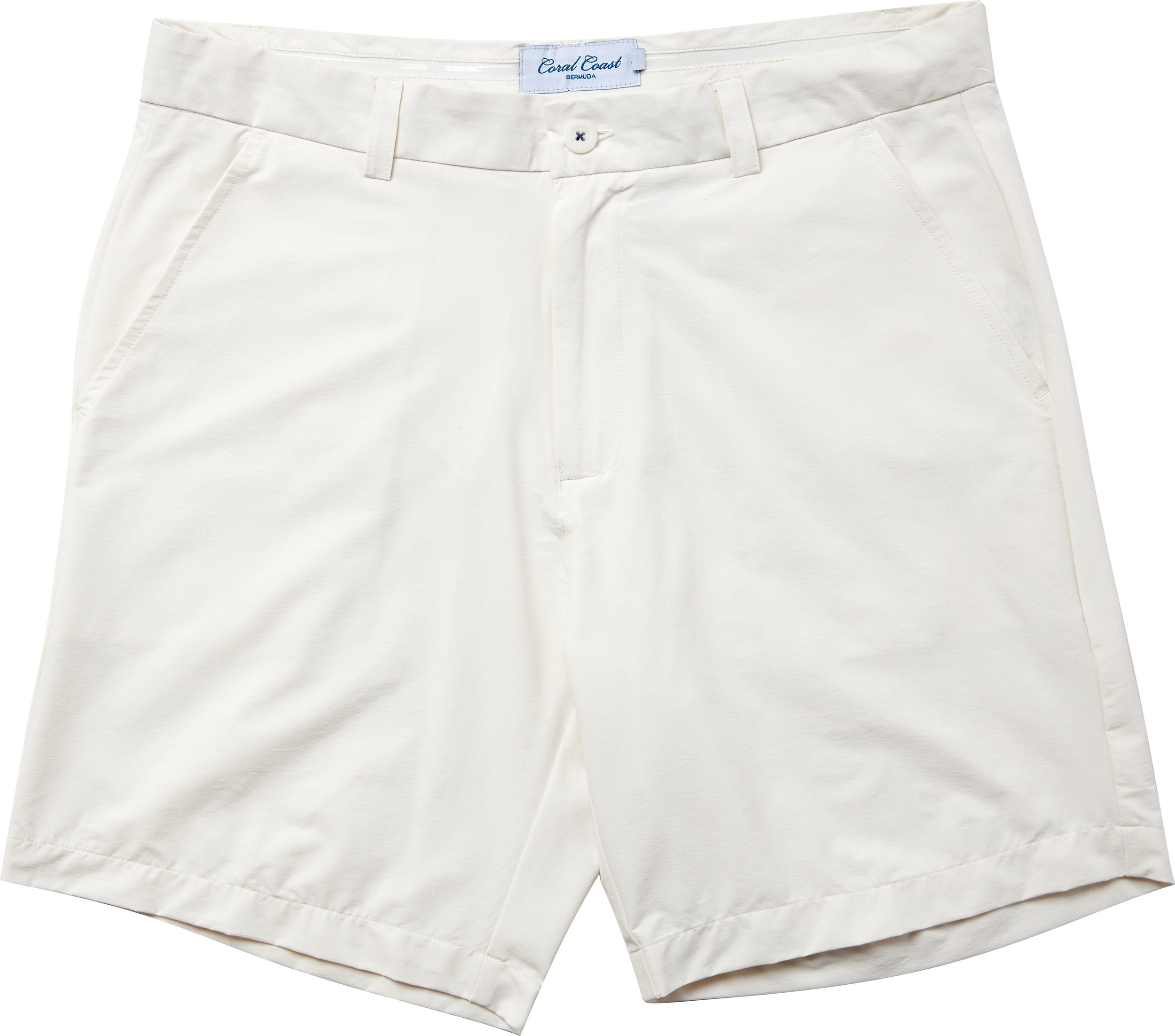 ROOF WHITE PERFORMANCE SHORT