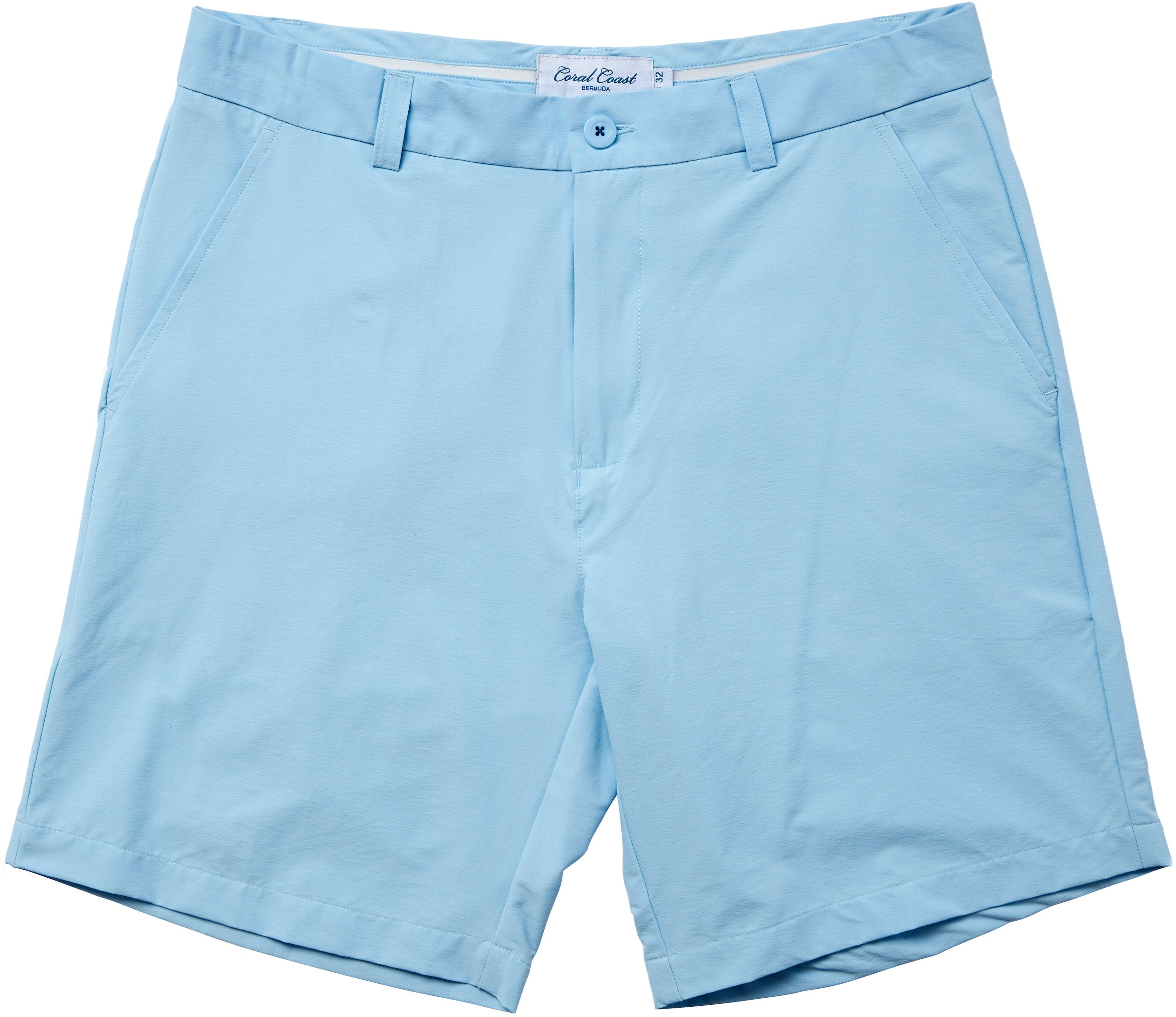 AIRY BLUE PERFORMANCE SHORT