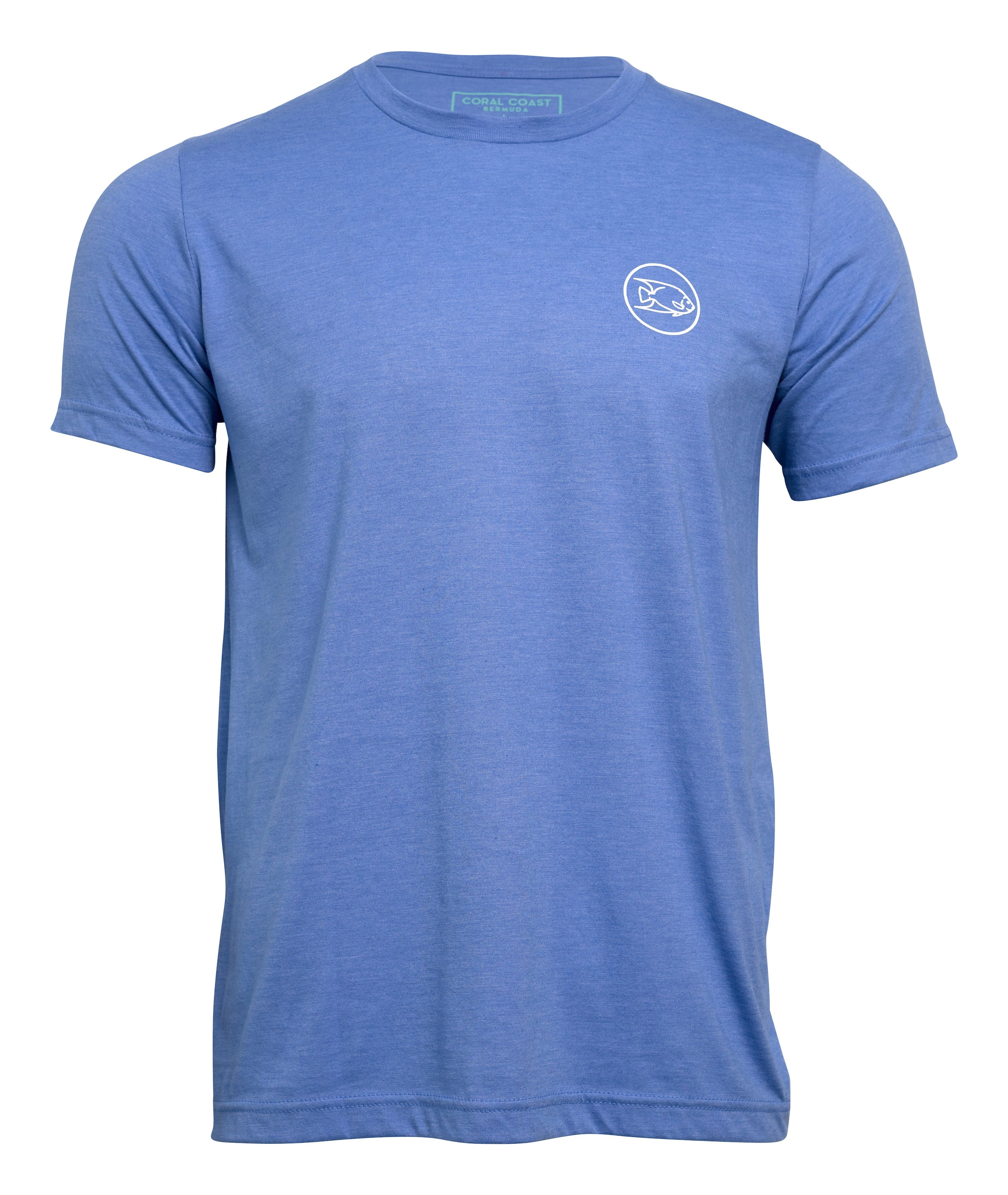 ROYAL CC LOGO T-SHIRT