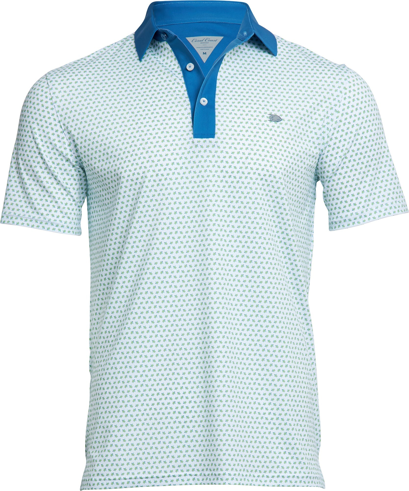 Turtle Performance Golf Polo