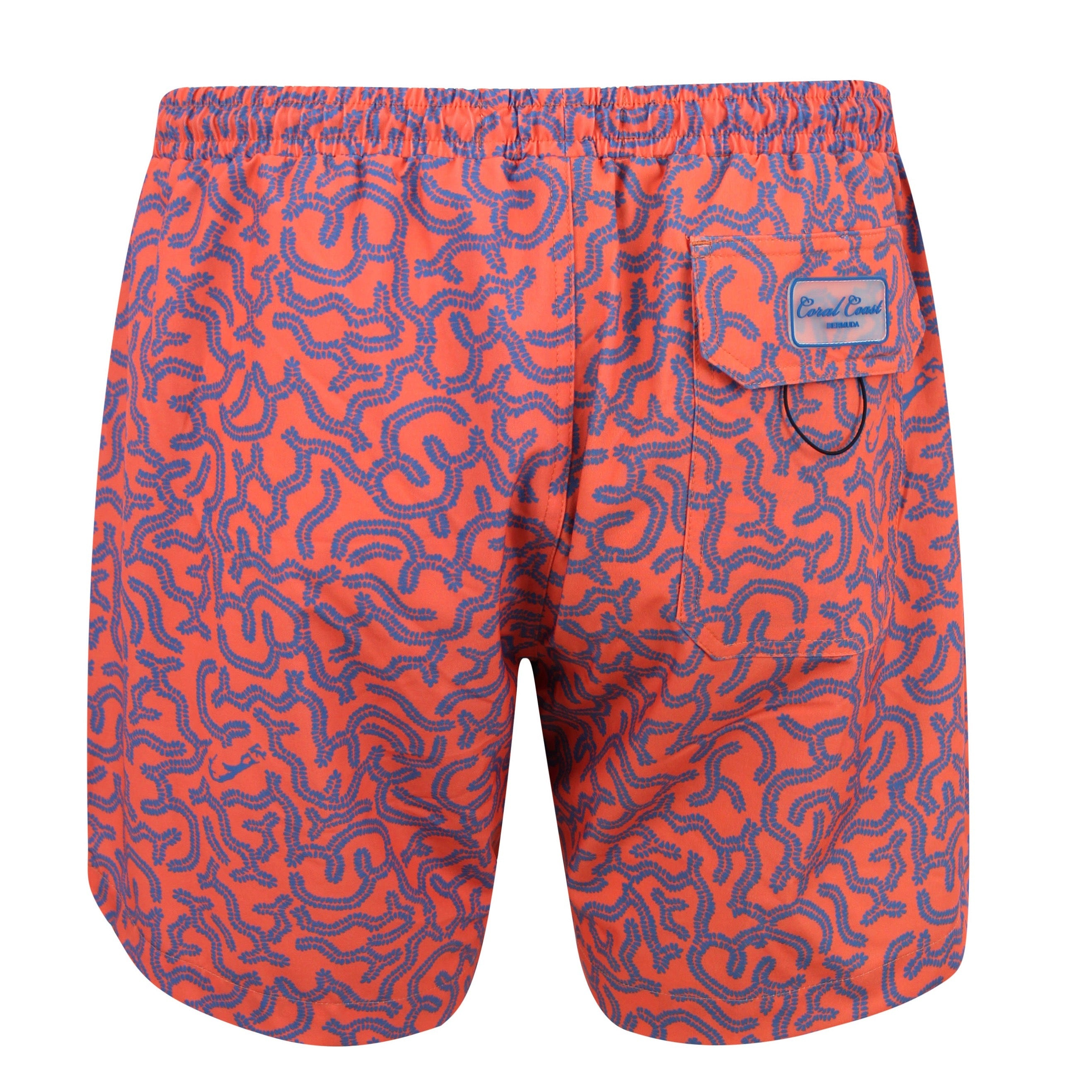 BRAIN CORAL SWIM TRUNK
