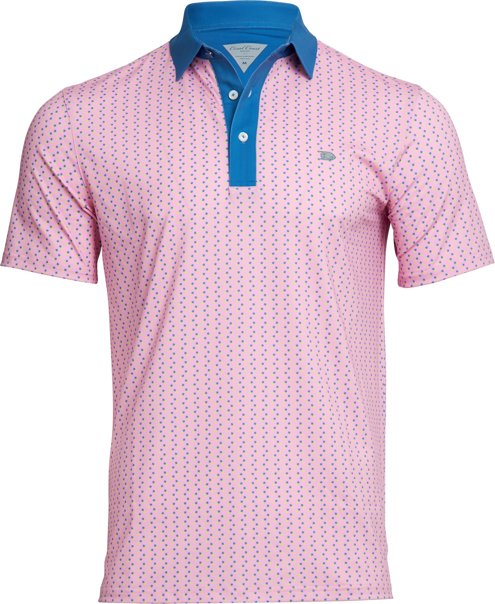 Pineapple Performance Golf Polo