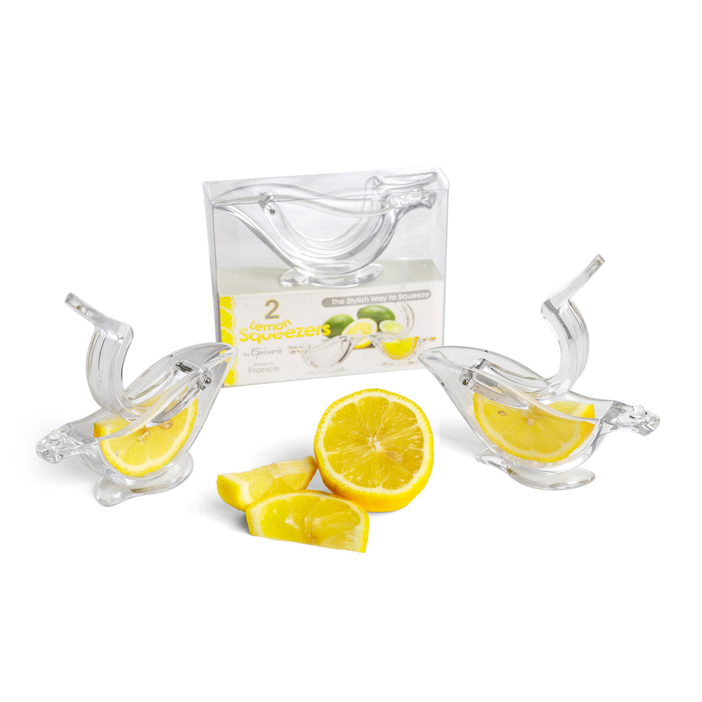 Epicurio 2 Pack Lemon Squeezers