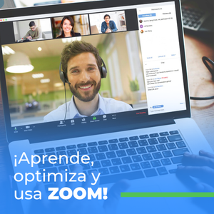 Curso GRATIS: ¡Aprende, optimiza y usa Zoom!