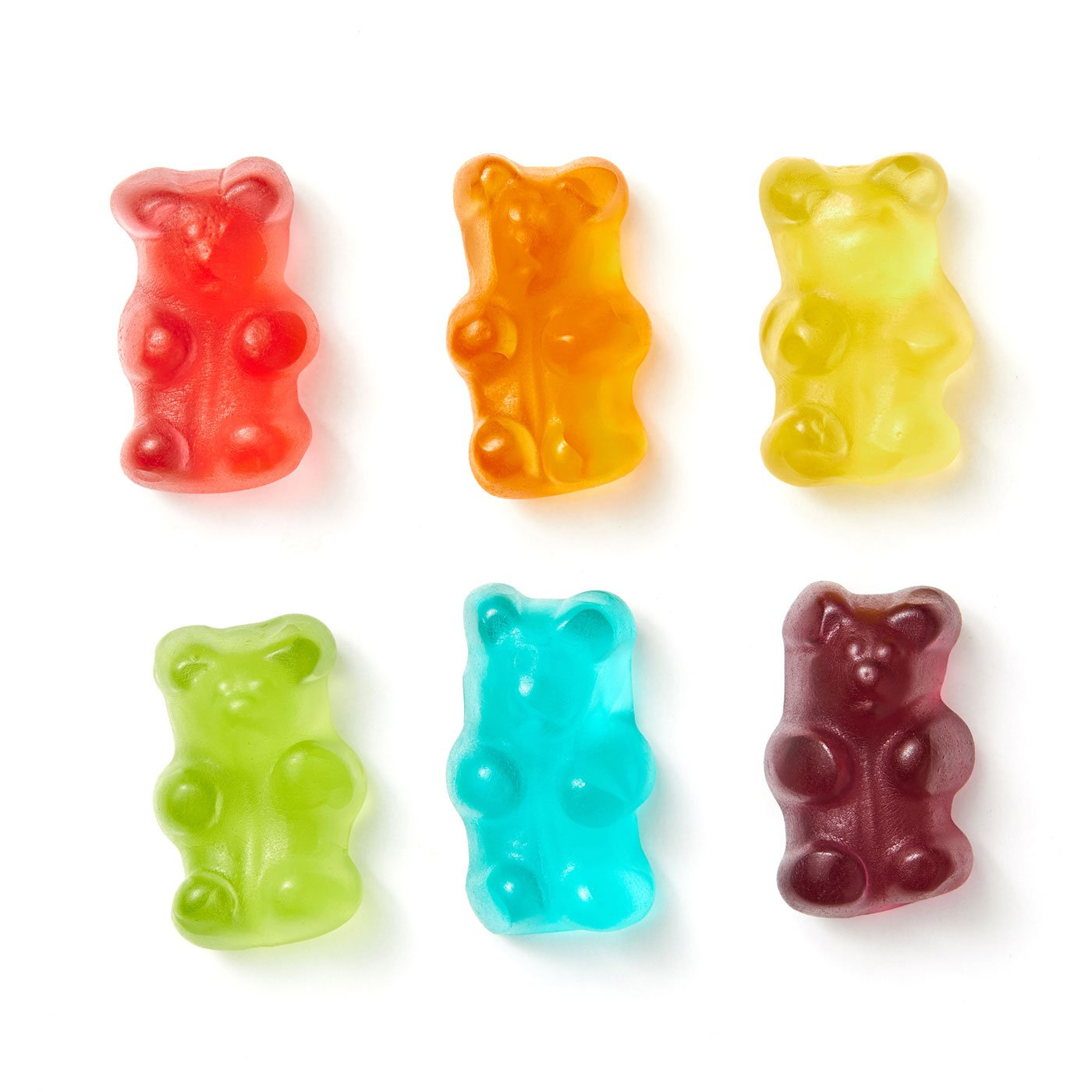 SQUISH Candies Rainbow Bears