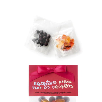 Vacation Vibes - Duo Bag - Choco + Gummies