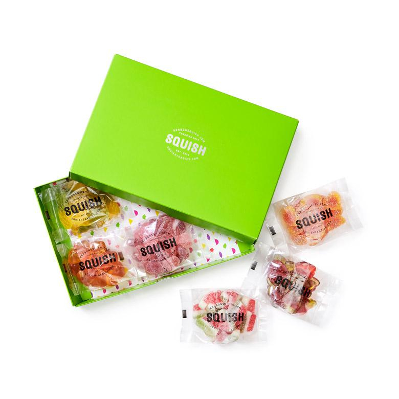 Berry Christmas Gift Box
