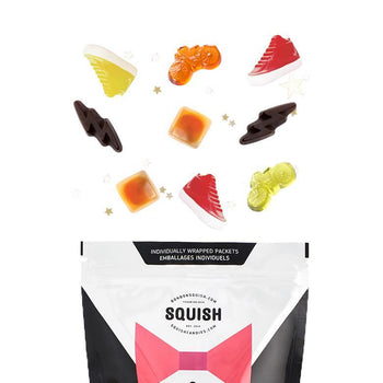 SQUISH Candies Gentleman's Mix