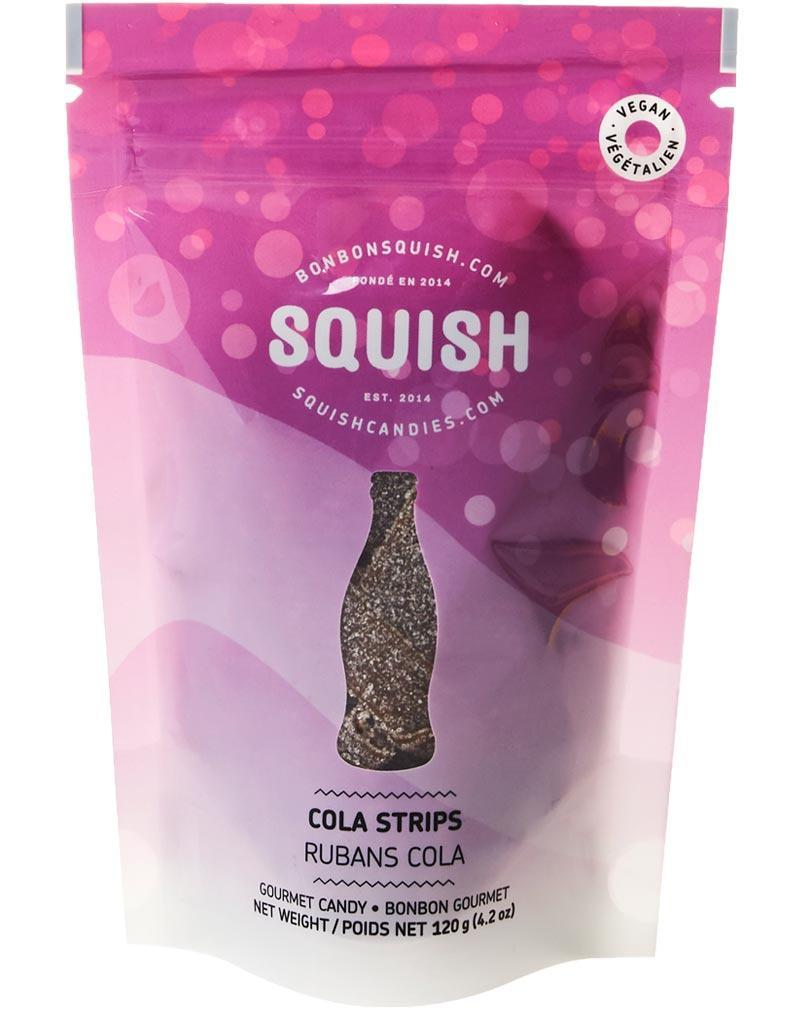 SQUISH Candies Vegan Cola Belts