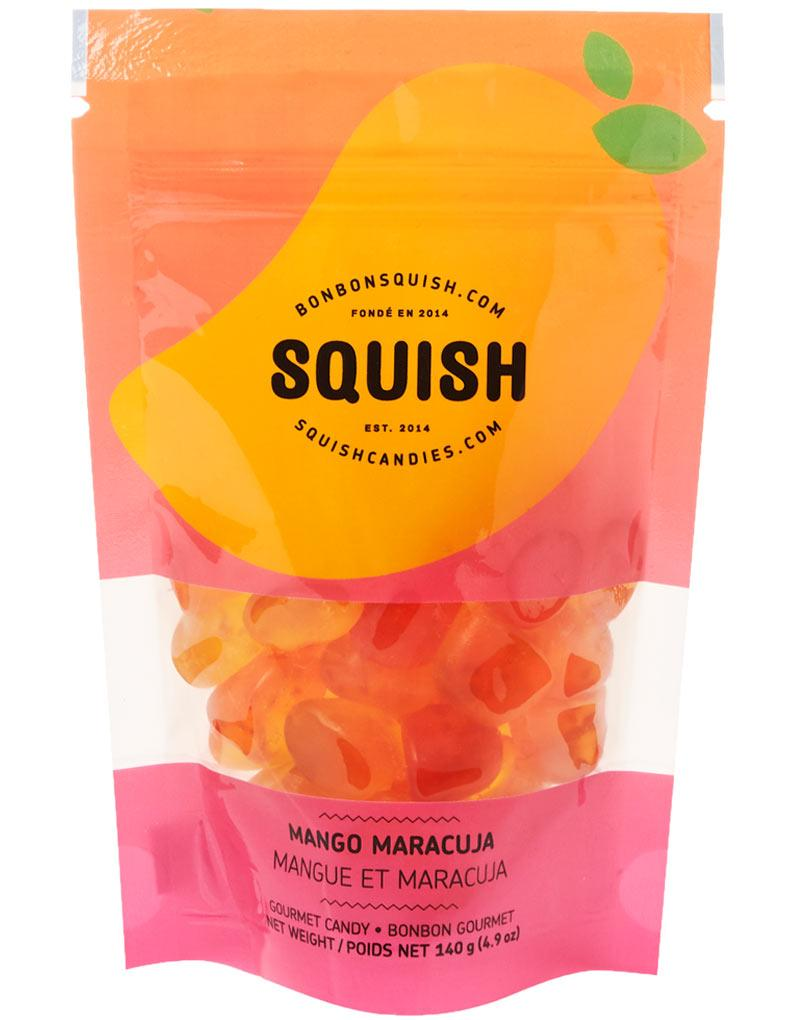 SQUISH Candies Mango Maracuja