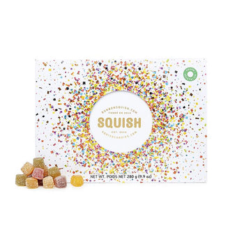 SQUISH Candies Happy Birthday Gift Box