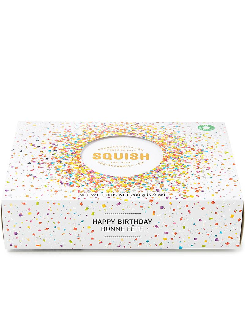 Happy Birthday - Gift Box