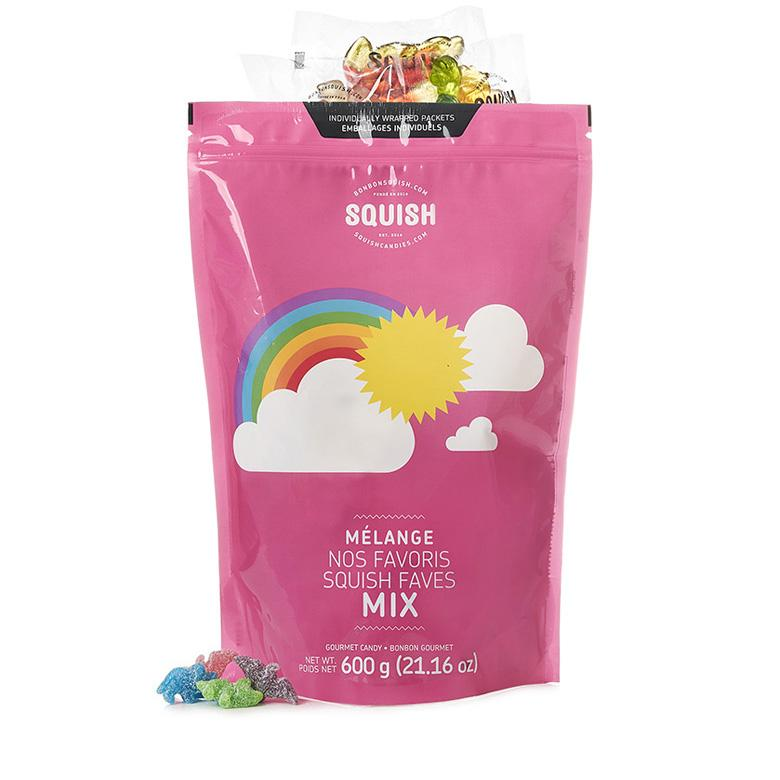 SQUISH Faves Jumbo Mix