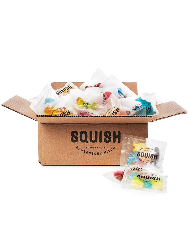 Ultimate Squish Sharing Box - 40 Packets - COCKTAIL