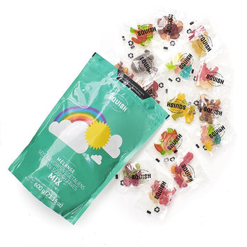 VEGAN SQUISH Faves Jumbo Mix