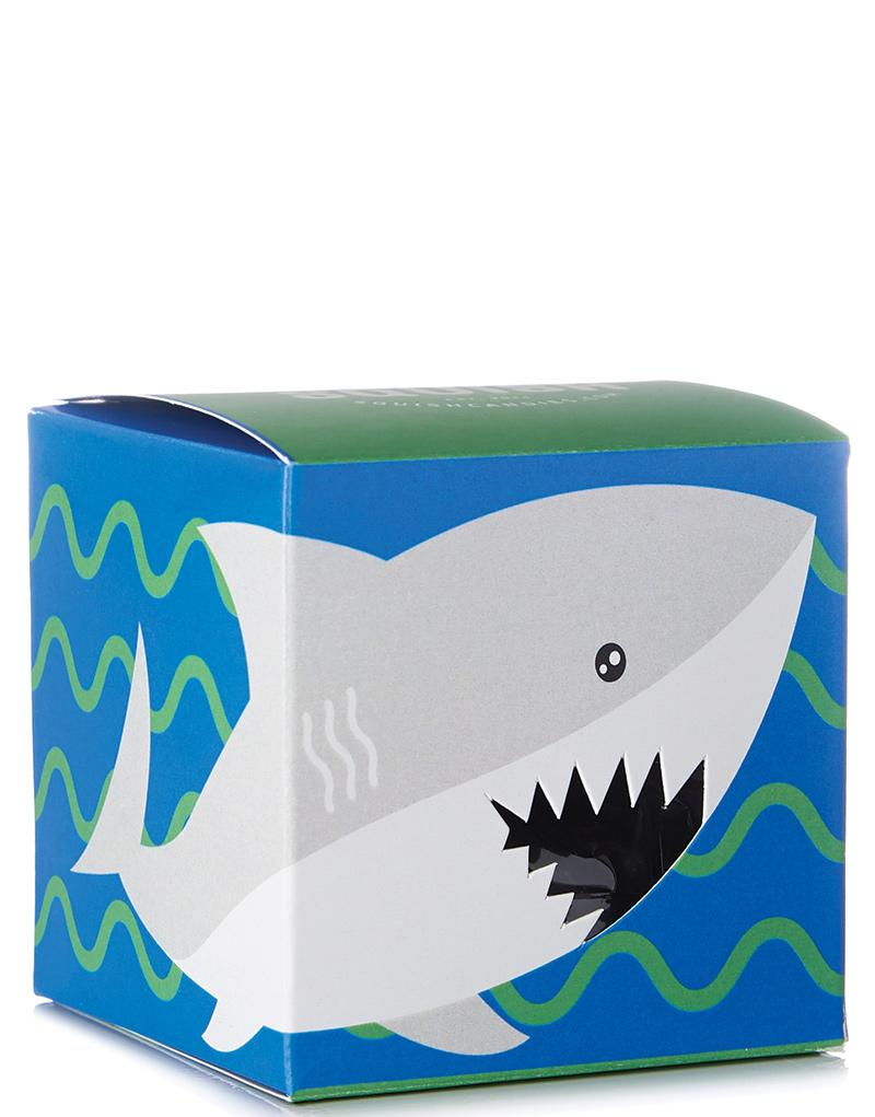 Vegan Baby Shark Cube