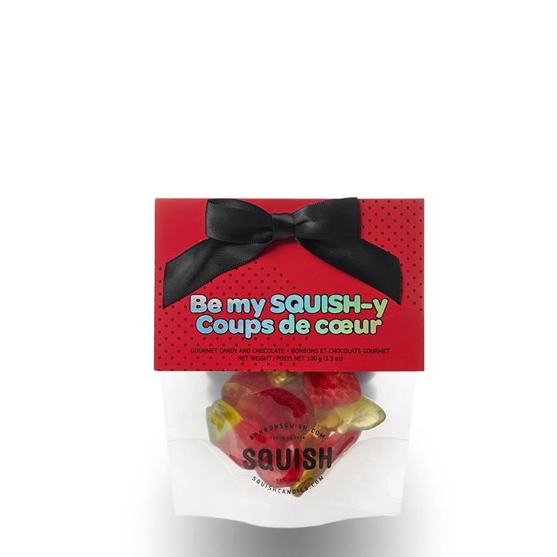 Be My Squish-y - Duo Bag - Choco + Gummies