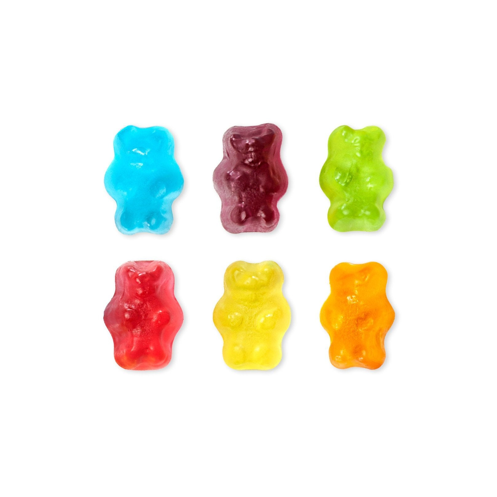 Mini Rainbow Bears