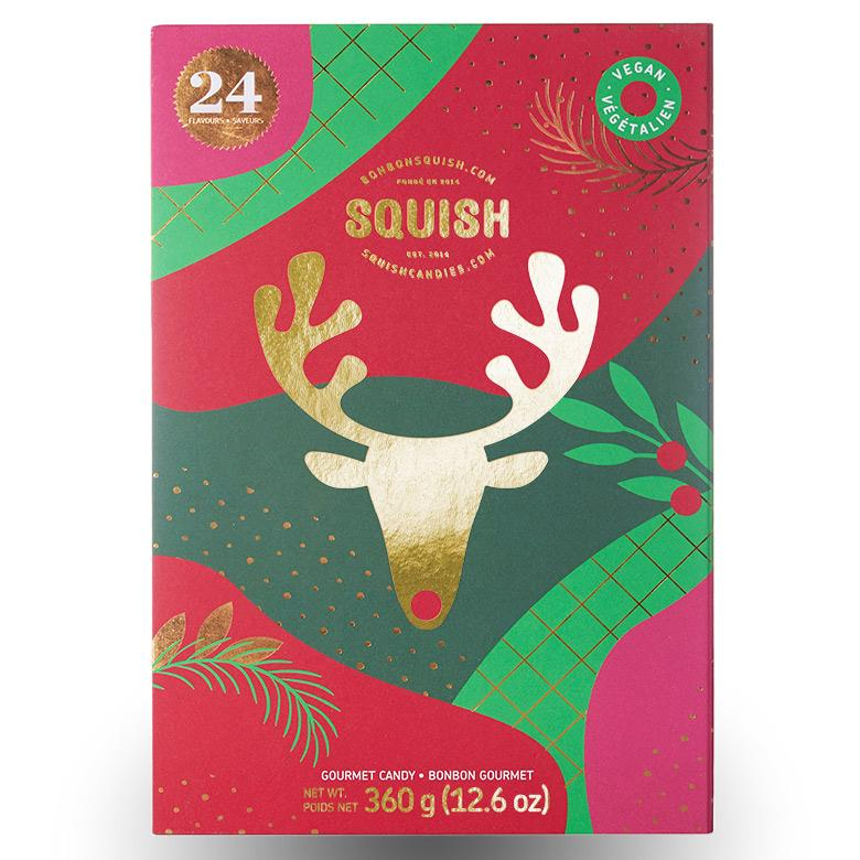 Vegan 24 Days of Candy - Advent Calendar