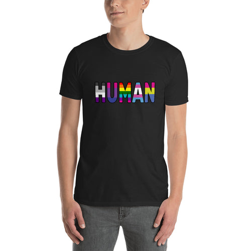 HUMAN (HPEDSB Inclusion Tee)