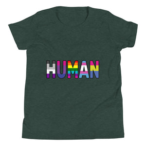HPEDSB Human Inclusion Child-Size Tee