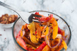 Roasted Peppers & Onion with a Kick - SET 1/1