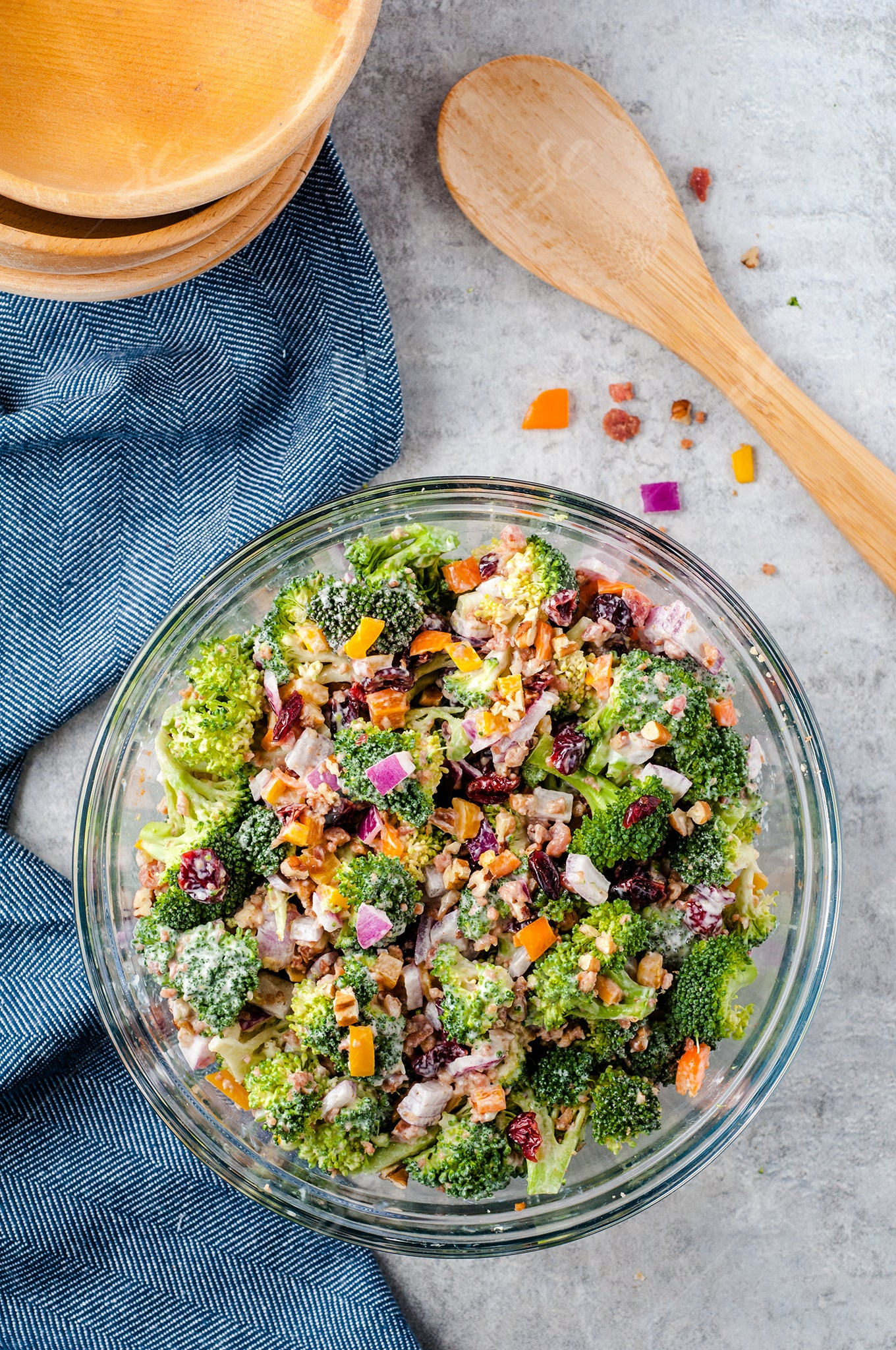 Broccoli Salad - EXCLUSIVE