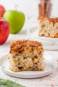 Apple Coffee Cake - EXCLUSIVE